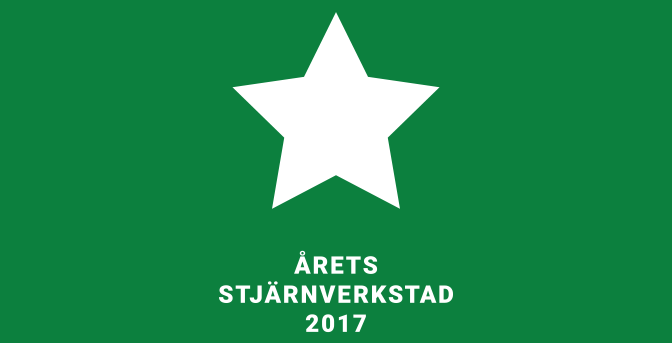 Se listan över Sveriges bästa bilverkstäder