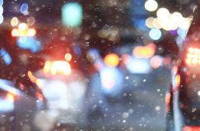 Byt till vinterdäck i god tid och kör säkert när första snön faller