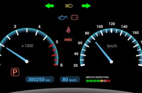 Vad betyder alla varninglampor i bilen?
