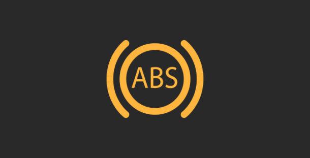 ABS varningslampan-lyser-lasingoo