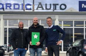 Nordic Auto i Göteborg är Sveriges bästa bilverkstad 2019